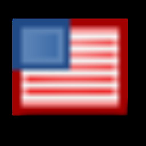 Usa, American, Us Icon