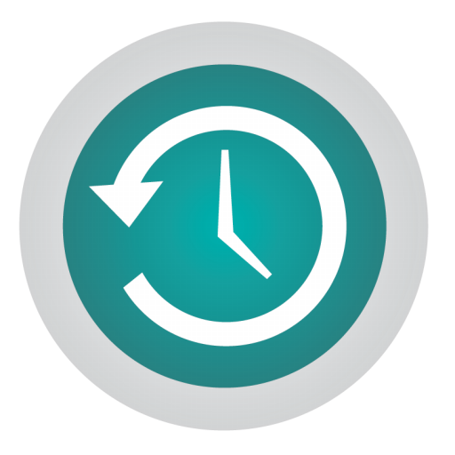 Time Machine Icon Mac Stock Apps Iconset Hamza Saleem