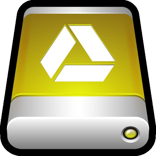 Device Google Drive Icon Hard Drive Iconset Hopstarter