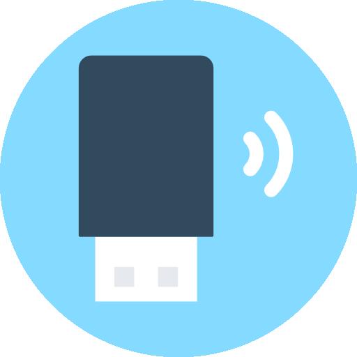 Usb Icon Communication Vectors Market