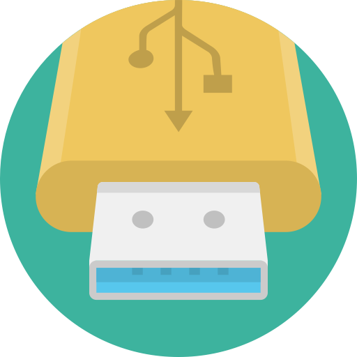 Usb Icon Png And Vector For Free Download