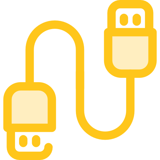 Usb, Cable, Connection, Technology, Port, Electronics, Usb Cable Icon