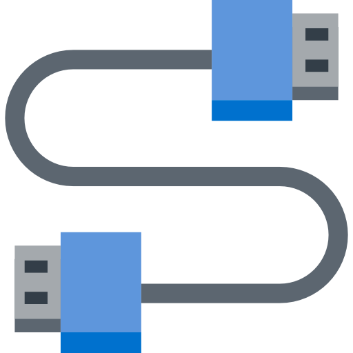 Usb, Port, Cable, Electronics, Technology, Connection Icon