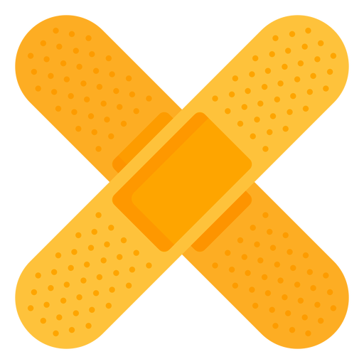 Medical Band Aid Icon