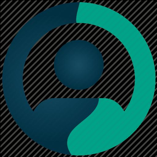 User Profile Logo Icon