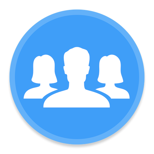Group Icon Button Ui