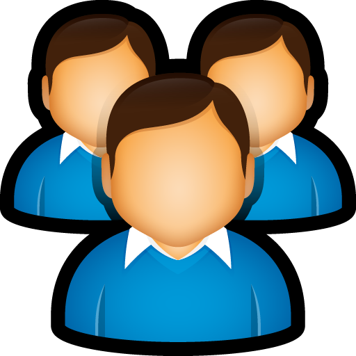 Team, User Group, User, Group Icon
