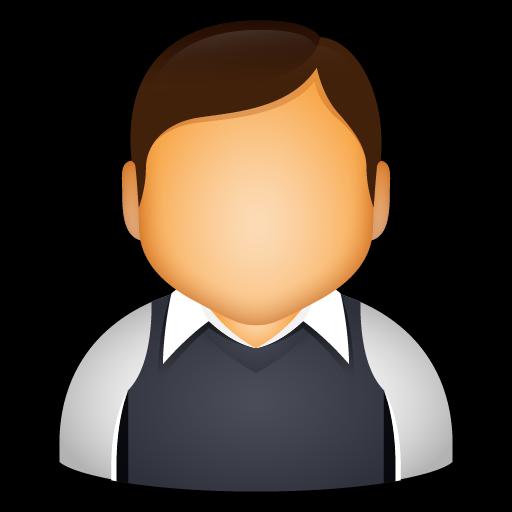 Preppy, User, Profile Icon