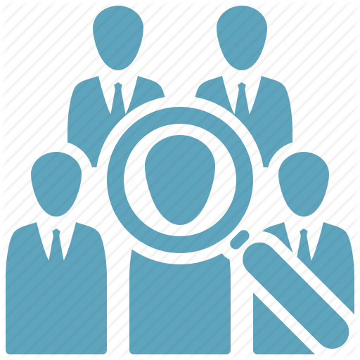 Group, Market Research, Usability, User Research Icon