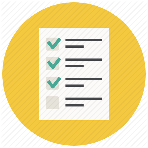 Audit, Tesing, Report, Exam, Research, Survey, Test Icon