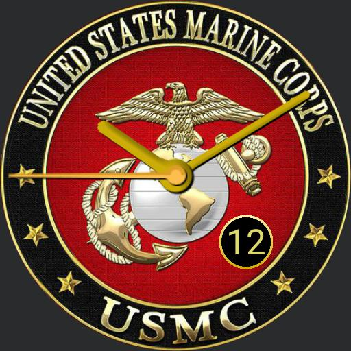 Usmc Gold Stars For G Watch R