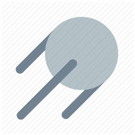 Artificial, Satellite, Ussr Icon
