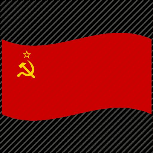 Communism, Flag, Hammer And Sickle, Socialism, Soviet Union, Su