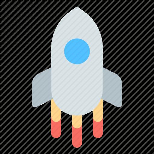 Game, Rocket Icon