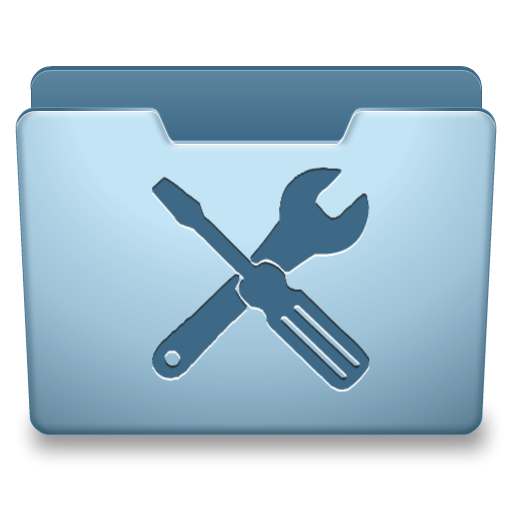 Ocean Blue Utilities Icon