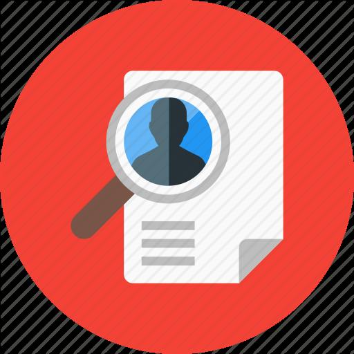 Explore, Job, People, Search, Vacancy Icon