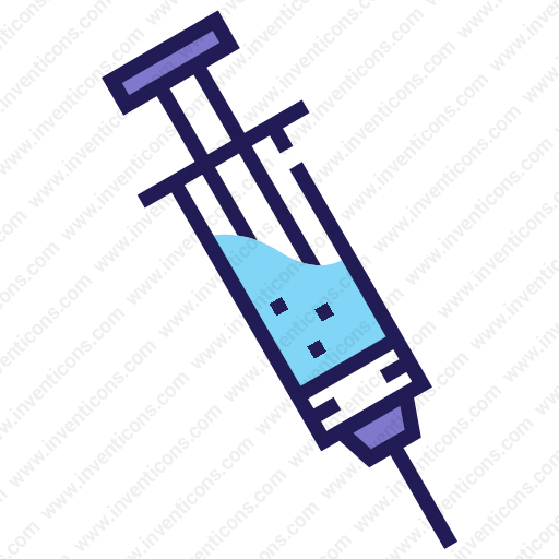 Download Vaccine,injection Icon Inventicons