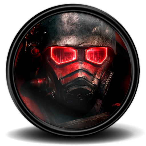 Fallout New Vegas Icon Mega Games Pack Iconset Exhumed