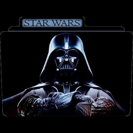 Star Wars Icon Tv Movie Folder Iconset Aaron Sinuhe