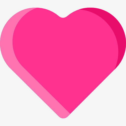 Heart Love Icon, Heart Clipart, Love Clipart, Valentine's Day Png