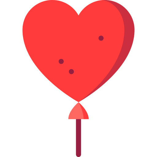 Valentines Balloon Png Icon