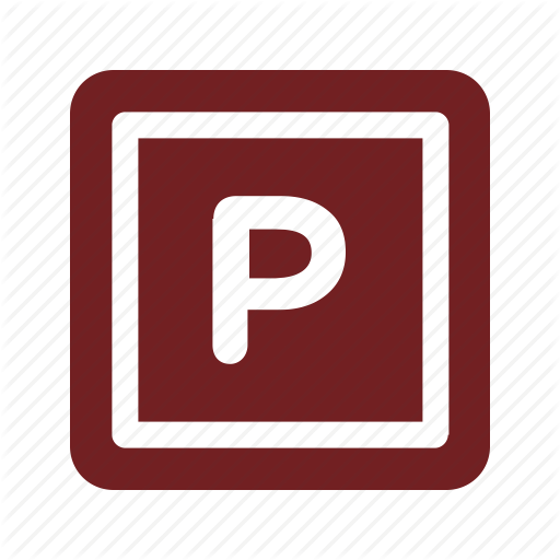 Car, Hotel, Parking, Parking Area, Valet Icon