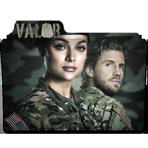 Valor Tv Series Folder Icon