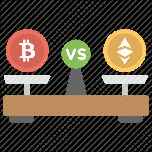 Bitcoin Over Ethereum, Bitcoin Usage, Bitcoin Value, Bitcoin Vs