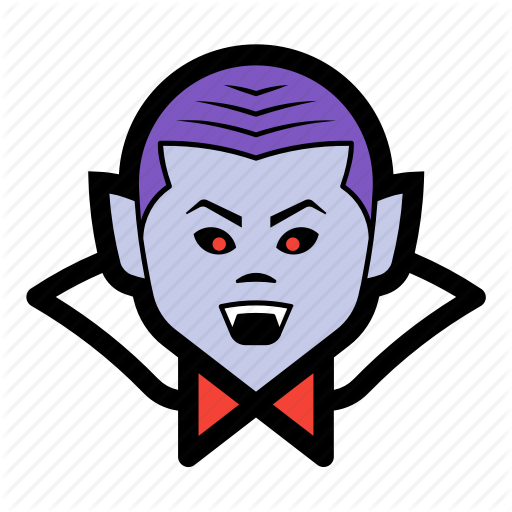 Dracula, Halloween, Monster, Scary, Vampire Icon