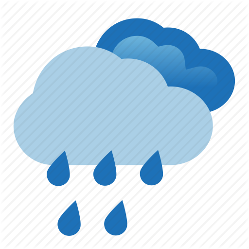 Rainy Weather Icon Images