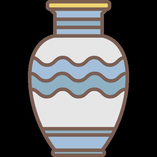 Antique, Elegant, Adornment, Decoration, Vase Icon
