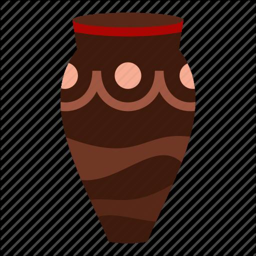 Beautiful, Brown, Ceramic, Decoration, Decorative, Pottery, Vase Icon