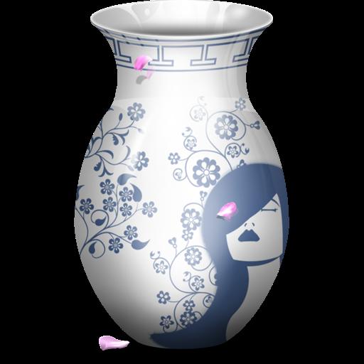 Datadevice, Vase Icon Free Of Kaori Icons