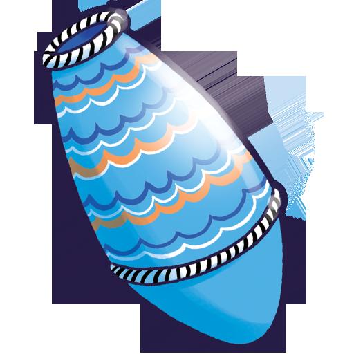 Egyptian Vase Icon