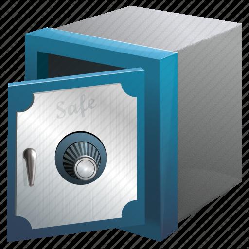Vault Lock Icon Images