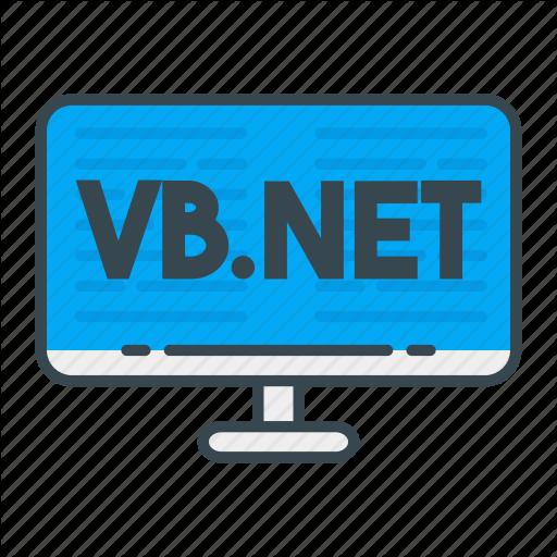 Language, Net, Programming, Programming Language, Vb, Web Icon
