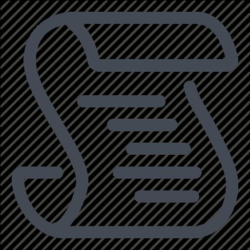 Macros, Script, Vba Icon