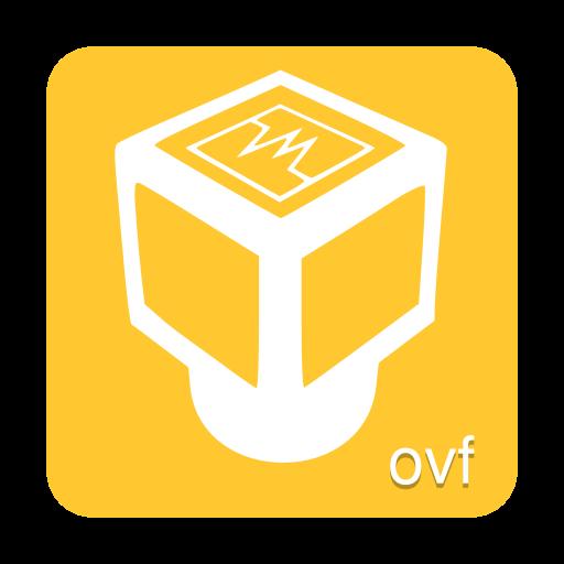 Virtualbox, Ovf Icon Free Of Super Flat Remix Mimetypes