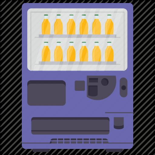 Automated Machine, Coin Machine, Kiosk Machine, Soda Machine