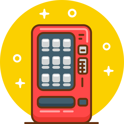Vending Machine Icon Free Of Free Sparkly Icons