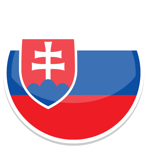 Slovakia, Flag, Flags Icon Free Of Round World Flags Icons