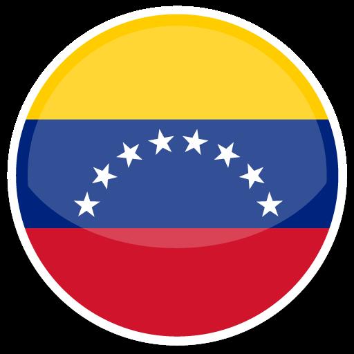 Venezuela, Flag, Flags Icon Free Of Round World Flags Icons