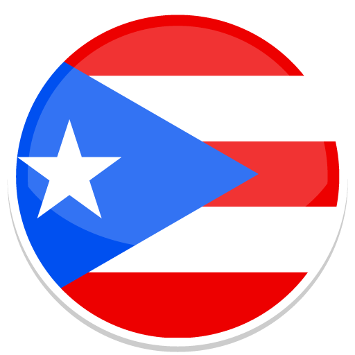 Puerto, R Flag, Flags Icon Free Of Round World Flags Icons
