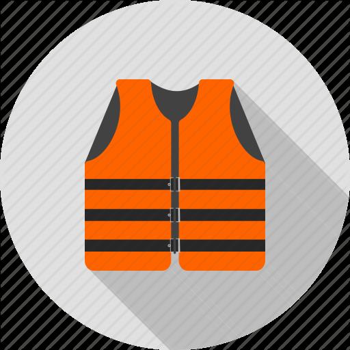 Accident, Boat, Jacket, Life, Safe, Safety, Vest Icon