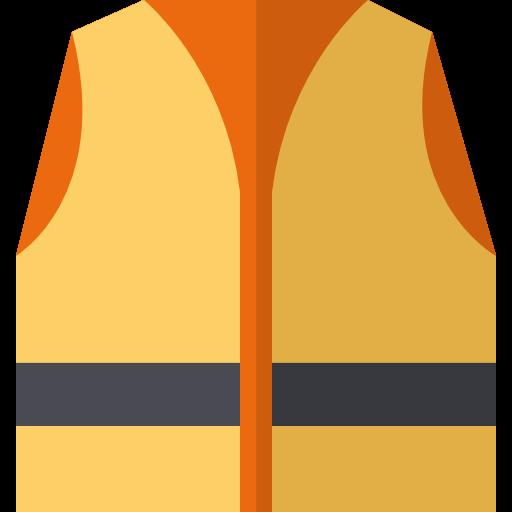 Lifejacket, Lifesaver, Vest Icon