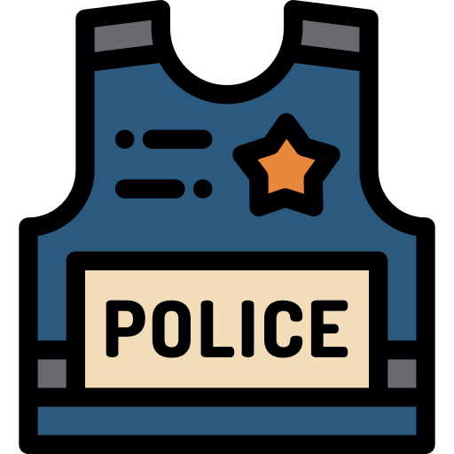 Police Vest Png Icon