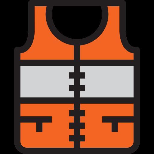 Vest, Holidays, Lifesaver Icon