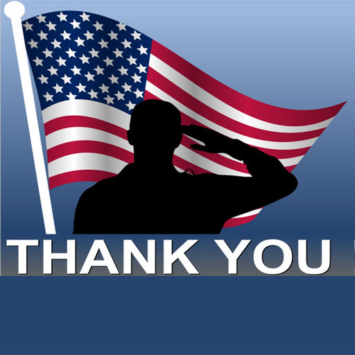 Veteran's Day Stickers Proud To Be An American!