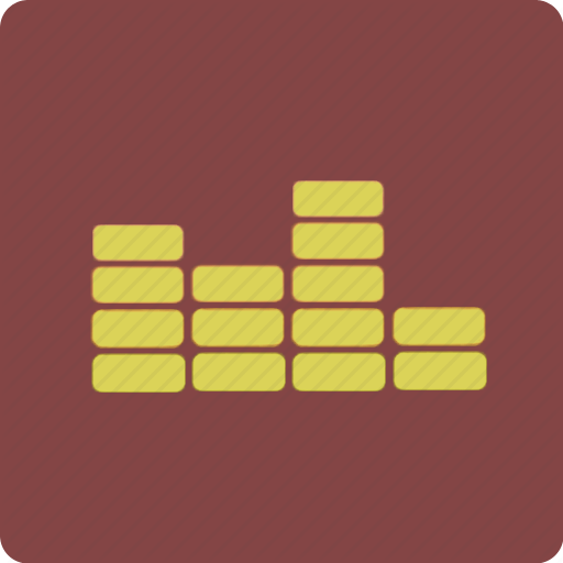 Frequency, Sound, Soundwave, Vibe, Wave Icon
