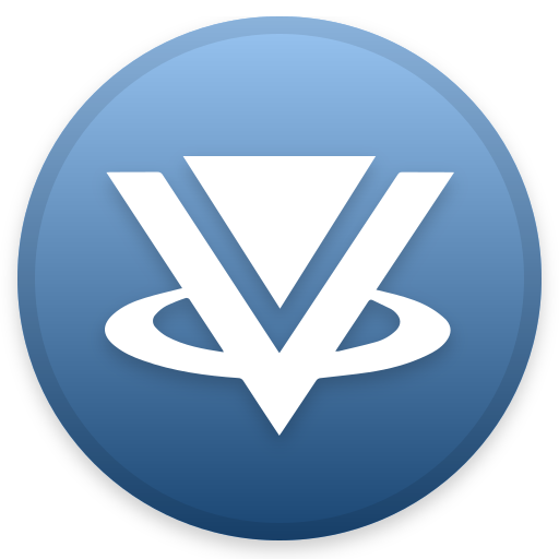 Vibe Icon Cryptocurrency Iconset Christopher Downer